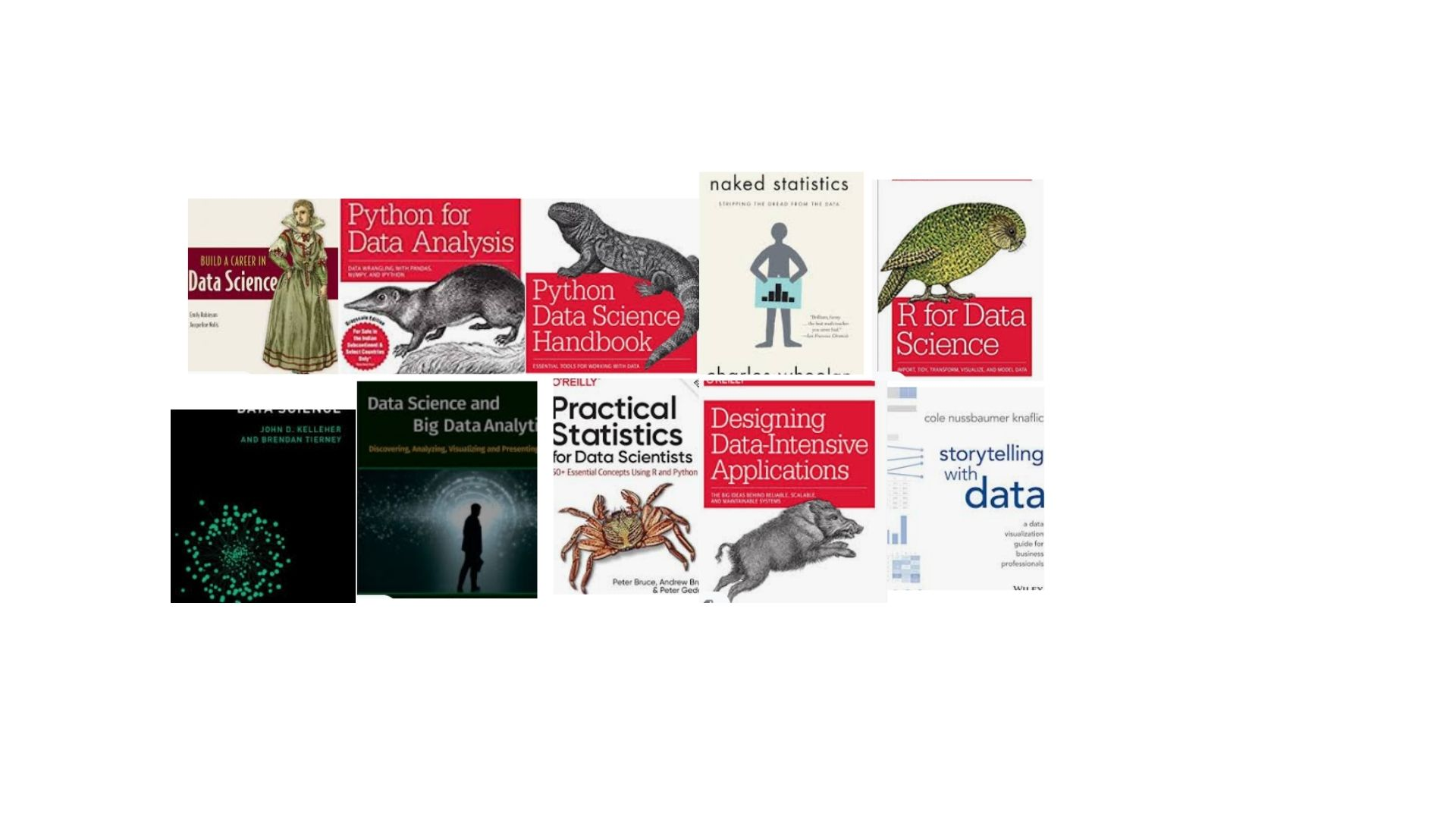 Best Data Science Books (& Analytics) To Read In 2021 ...